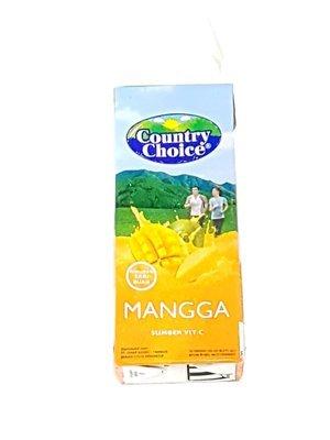 Country Choice - Jus Mangga