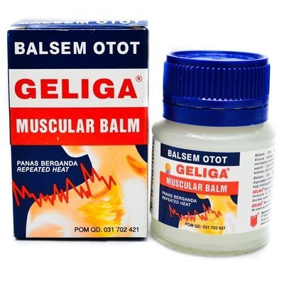 Balsem/Balsam Otot Geliga 20