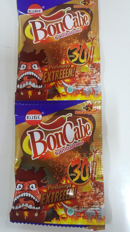 Bon Cabe/Cabai Sachet