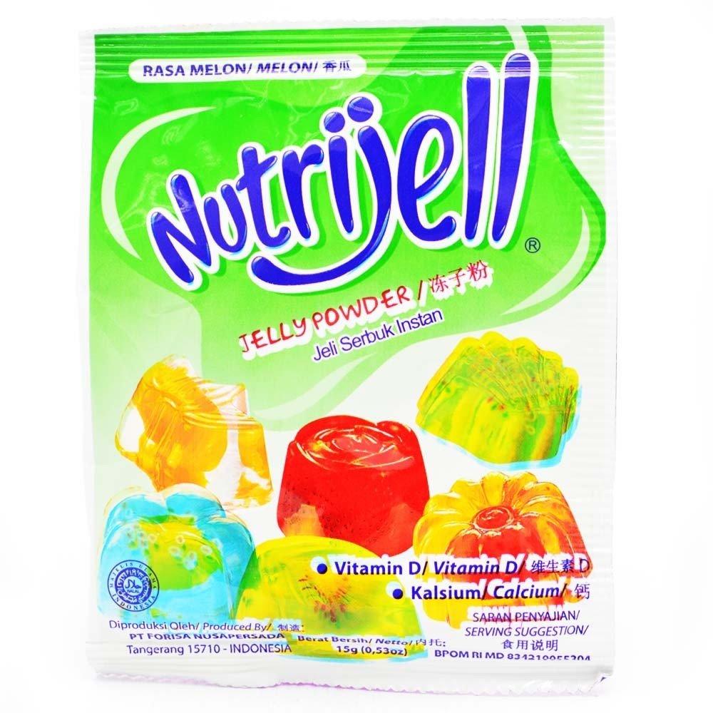 Nutrijell Rasa Melon (15 gram)