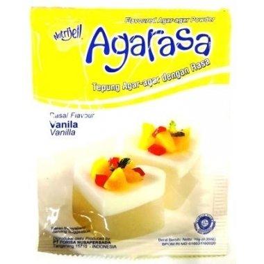 Nutrijel Agarasa Vanilla 10 gr