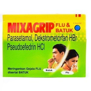Mixagrip Flu Batuk