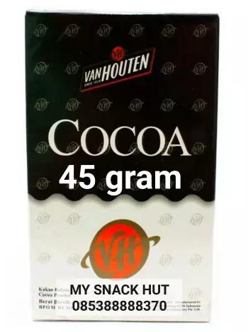 Cocoa Van Houten 45 g