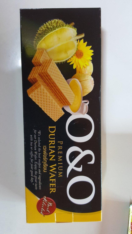 Wafer Durian O&O
