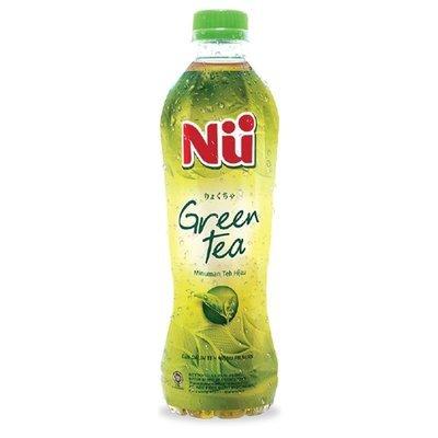 Nu Green Tea Rasa Teh Hijau 450 ml