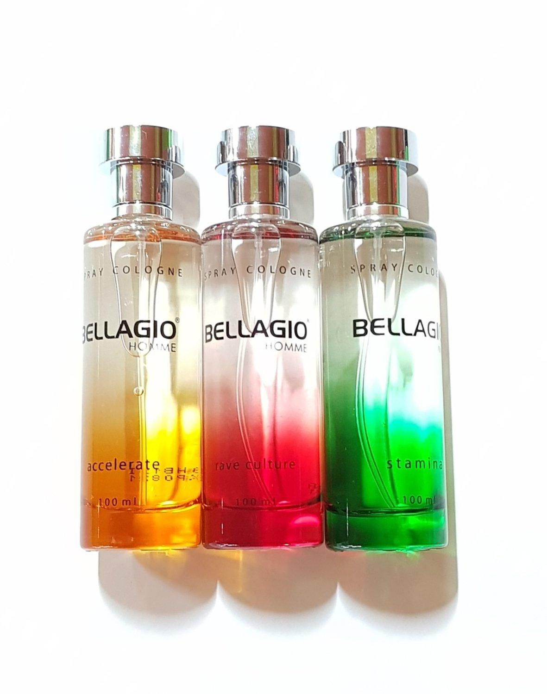 Parfum Bellagio 100 ml (Tergantung Stok)