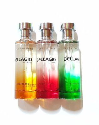Parfum Bellagio 100 ml (Warna Merah)