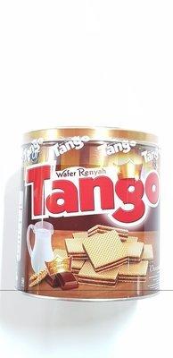 Tango Kaleng Rasa Cokelat 350g