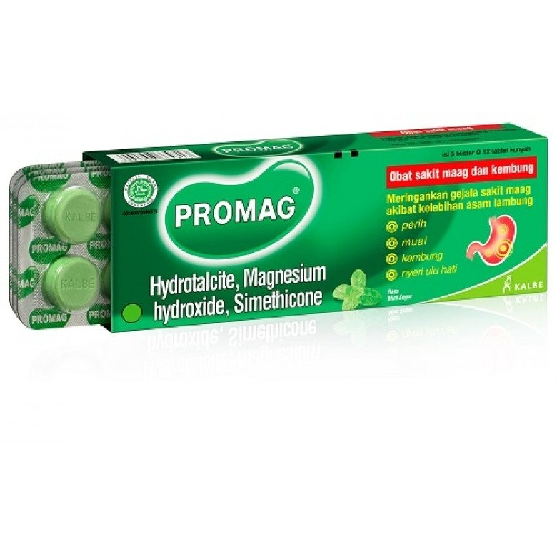 Promag @12 Tablet