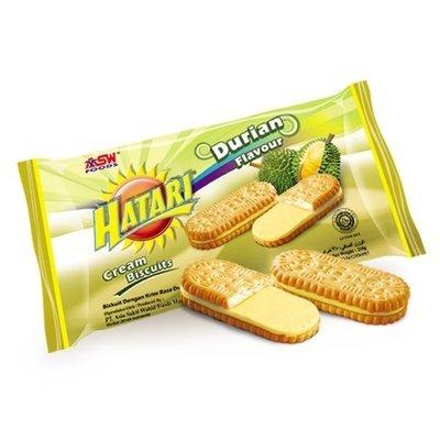Hatari Durian Biscuit
