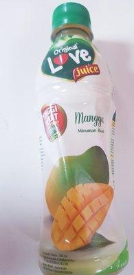 Original Love Juice Mangga 350ml