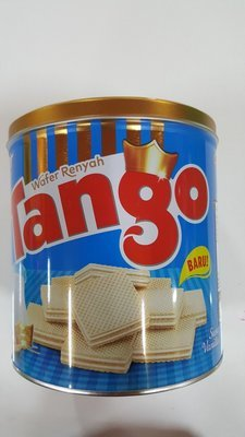 Tango Kaleng Rasa Vanilla 350g