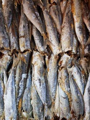 Ikan Asin Tanjan 1 Ons/ 100gr