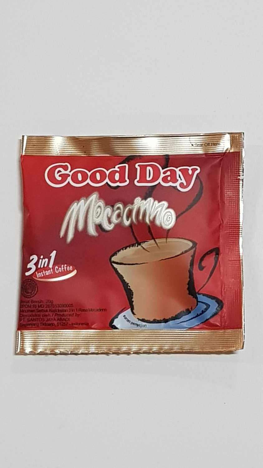 Good Day Mocacinno 20 gr (1 Sachet)