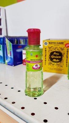 Minyak Ekaliptus Aroma Mawar 60 ml