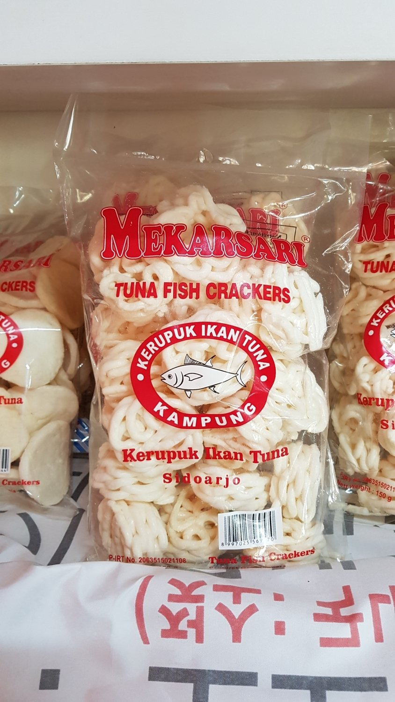 Mekarsari Ikan Tuna bolong