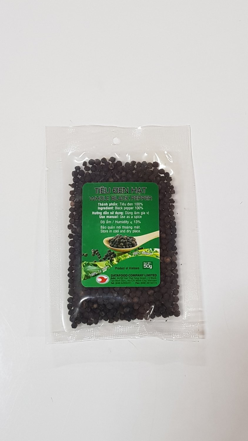 Lada Hitam (Black Pepper) 50 g