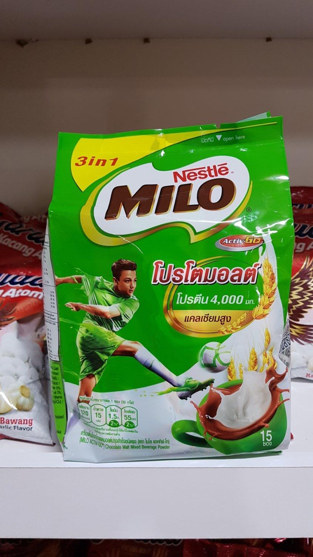 Susu Milo 3in1 15 Sticks (per stick 30 g)