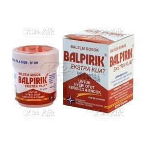 Balsam/Balsem Balpirik 20 gr