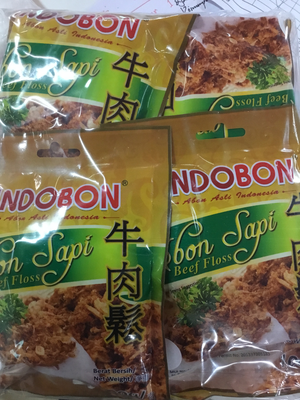 Indobon - Abon Sapi 100 gram