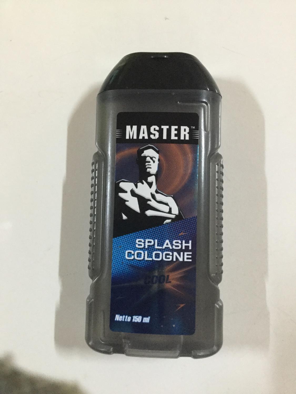 Master Splash Cologne (varian tergantung Stock)