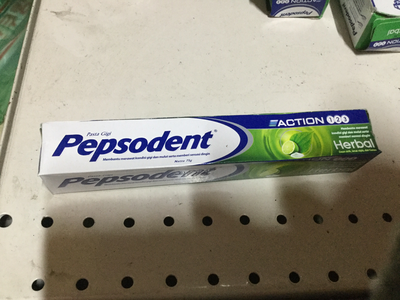 Pepsodent Herbal - Pasta Gigi 75 gram