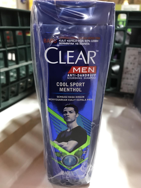 Clear Men Cool Sport Menthol 120g