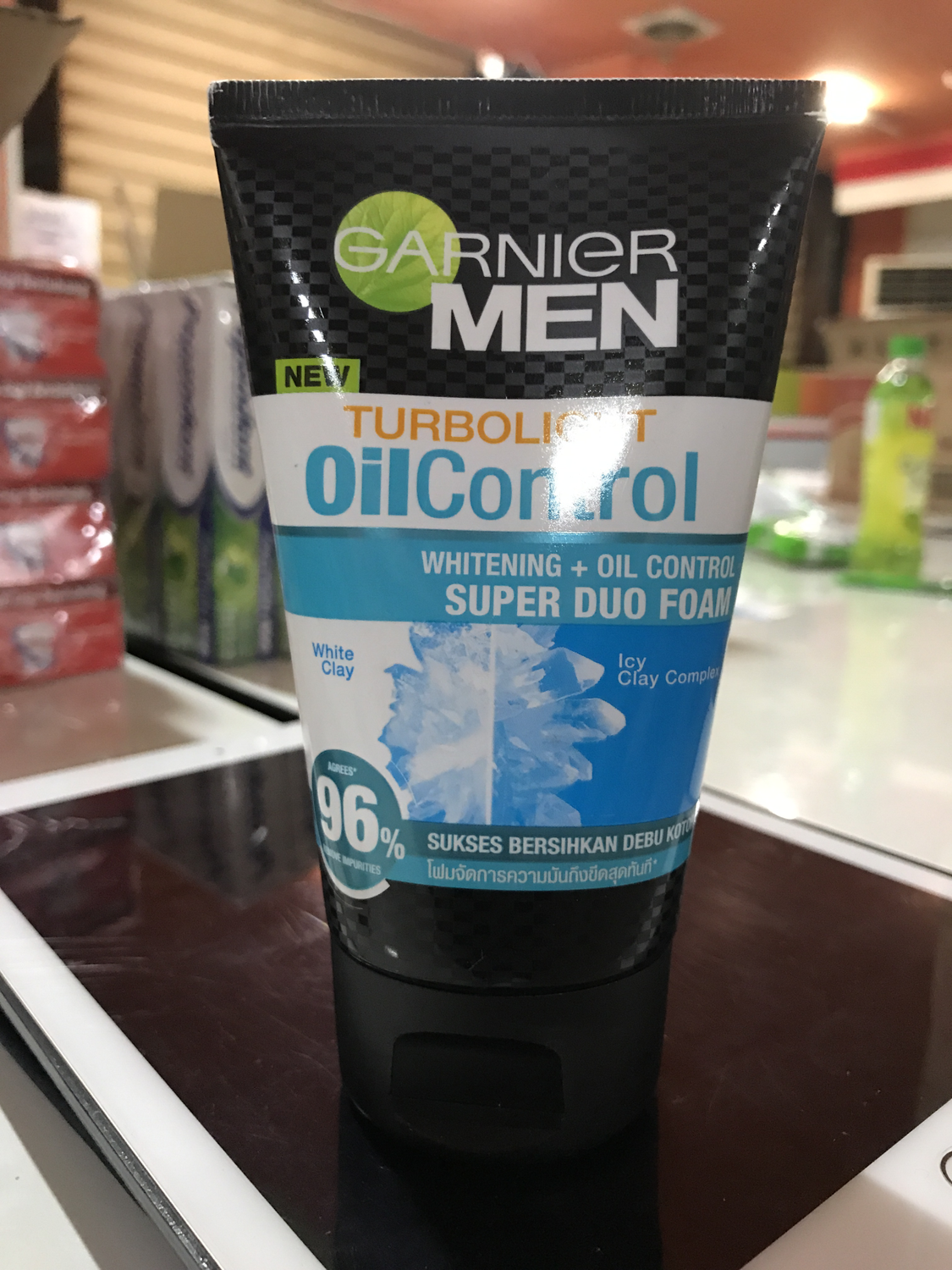 Garnier Men Oil Control 100ml