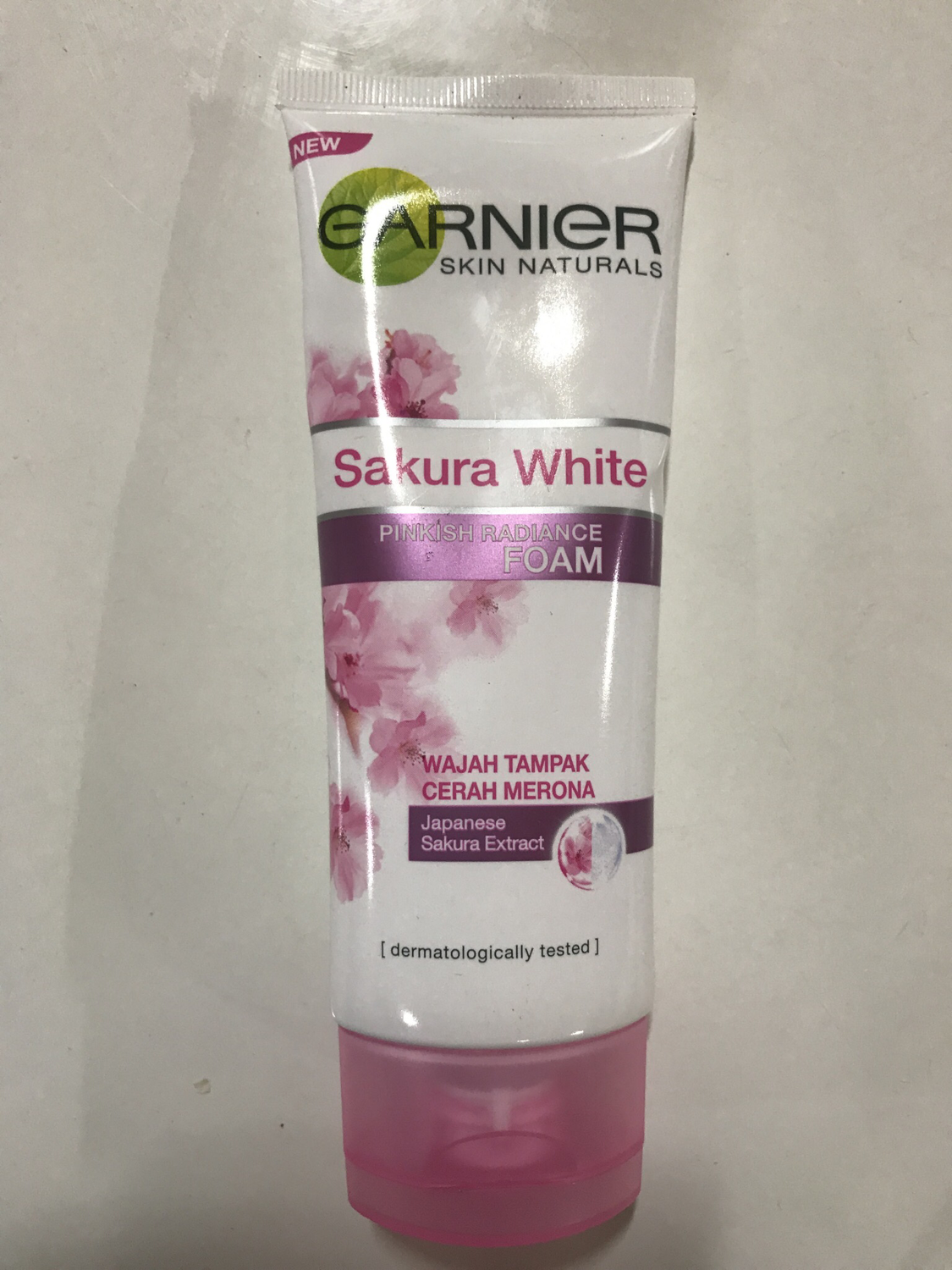 Garnier Sakura White 100ml