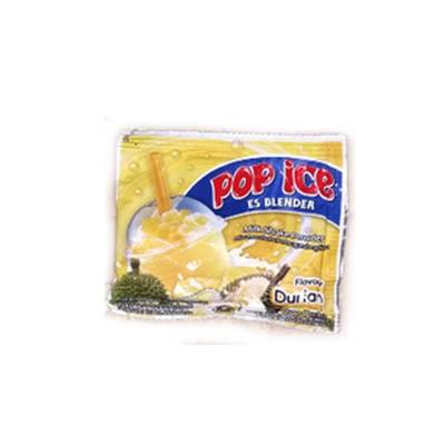 Pop ice Durian