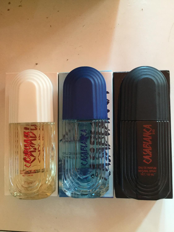 Parfum Casablanca 100ml (varian tergantung stock)