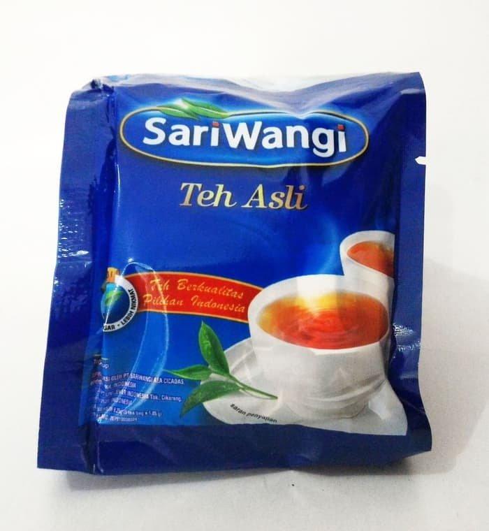 Teh Sariwangi Saset (Isi 10 Kantong Teh)