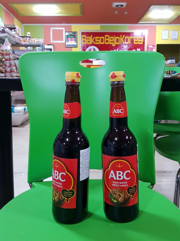 Kecap ABC 620 ml (2 Botol)