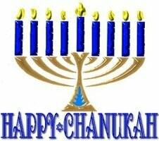 A9 AJA 50+ Annual Chanukah Party