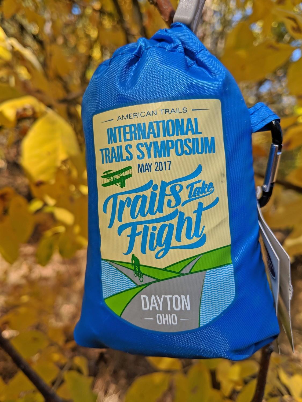 2017 International Trails Symposium ChicoBag