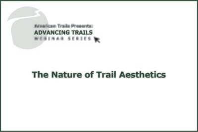 The Nature of Trail Aesthetics (RECORDING)