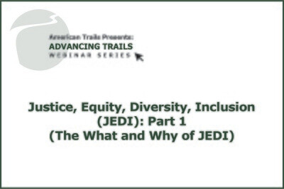 Justice, Equity, Diversity, Inclusion (JEDI): Part 1 (The What and Why of JEDI) (RECORDING)