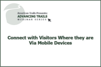 Connect with Visitors Where they are Via Mobile Devices (January 23, 2020)