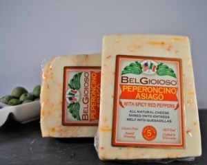 Belgioioso Pepperoncino Asiago Cheese