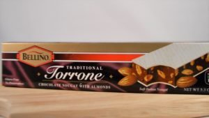 Bellino Torrone With Chocolate