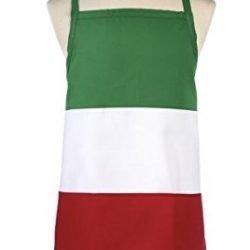 Italian Flag Apron 00191