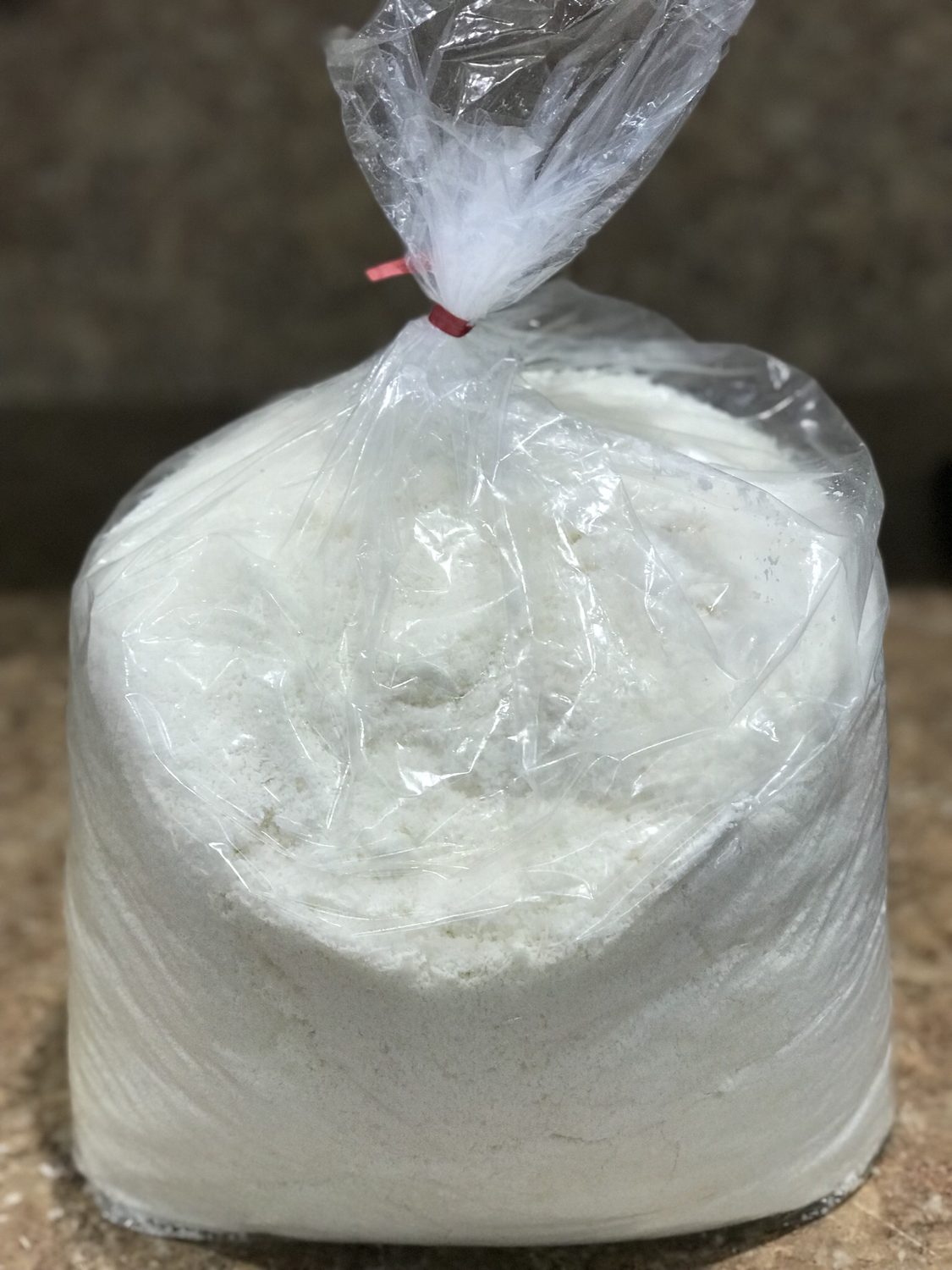 Imported Pecorino Lucatelli - 5 Lbs Freshly Grated Cheese