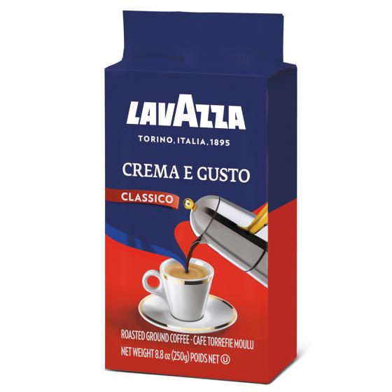LaVazza Crema E Gusto Espresso Coffee 00044