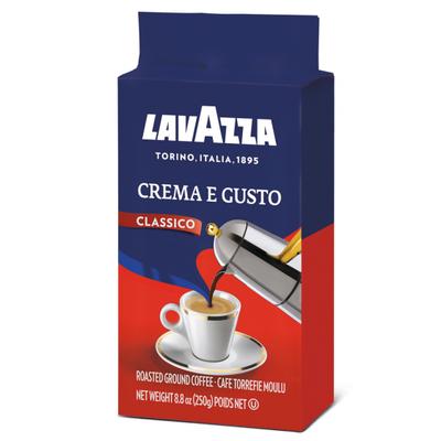 LavAzza Crema E Gusto Espresso Coffee