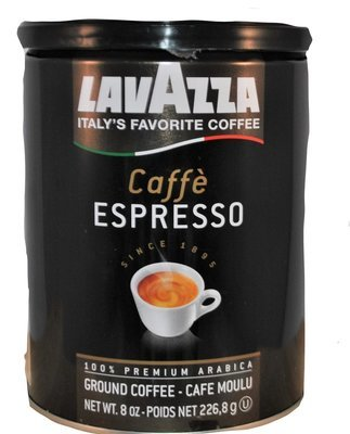 Lavazza Caffe Ground Espresso
