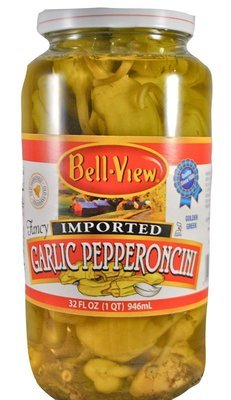 Bell View Garlic Pepperoncini