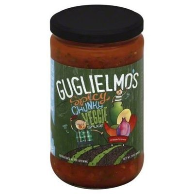 Guglielmo's Spicy Chunky Veggie Sauce