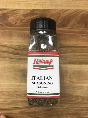 Rubino's Italian Seasoning