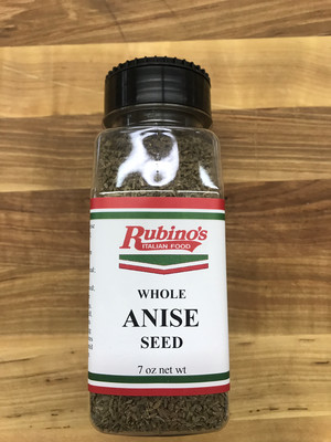 Whole Anise Seed - Rubino's