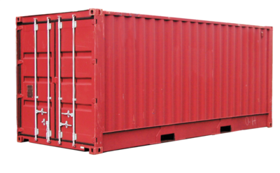 20' Shipping Container (Used)